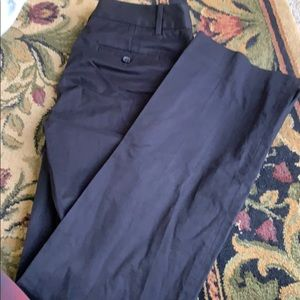 NWOT JCREW CAFE TROUSER